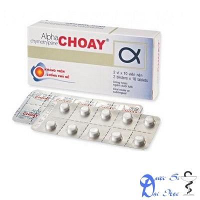 alpha choay