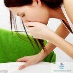 Triệu chứng nôn nhiều khi có thai và nhiễm Helicobacter pylori