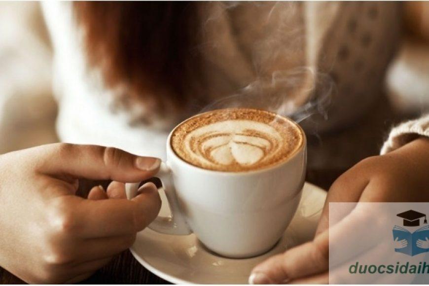 Caffeine làm giảm suy thoái nhận thức ở phụ nữ