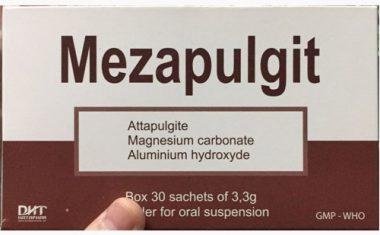 Thuốc mezapulgit là thuốc gì? có tác dụng gì? giá bao nhiêu tiền?
