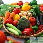 Chữa bệnh trĩ nội bằng rau quả