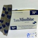 Thuốc tanamisolbluegiá bao nhiêu? có tác dụng gì? có tốt hay không?