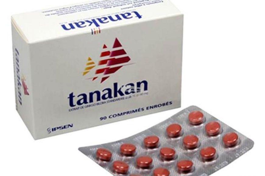 Thuốc Tanakan giá bao nhiêu? có tác dụng gì? có tốt hay không?