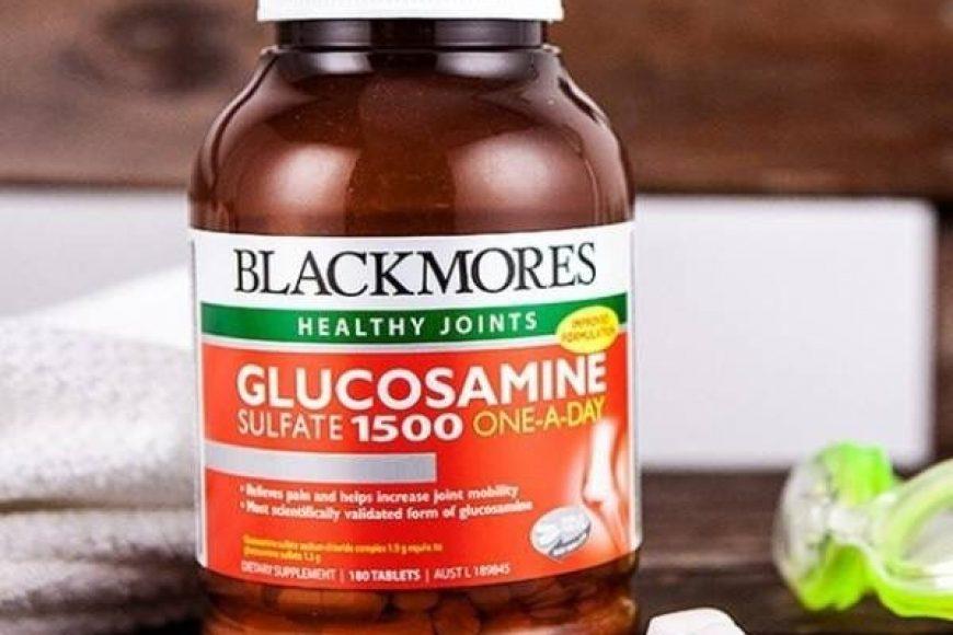Thuốc glucosamine 1500mg của úc giá bao nhiêu? có tác dụng gì? có tốt hay không?