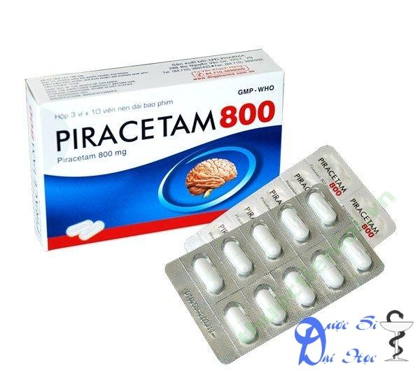 Hình ảnh sản phẩm piracetam 800mg