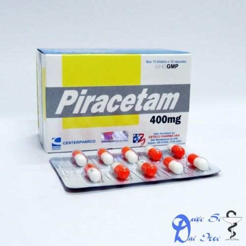 Hình ảnh sản phẩm piracetam 400mg