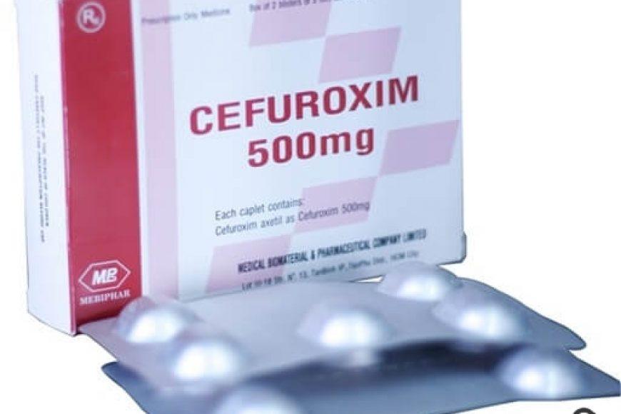 Thuốc cefuroxim giá bao nhiêu? có tác dụng gì? có tốt hay không?