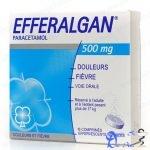 Thuốc efferalgan giá bao nhiêu? có tác dụng gì? có tốt hay không?