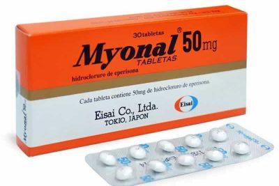 Thuốc myonal giá bao nhiêu? có tác dụng gì? có tốt hay không?