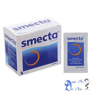 Hình ảnh sản phẩm thuốc smecta điều trị tiêu chảy