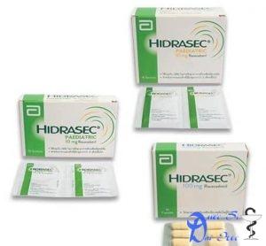 thuốc hidrasec