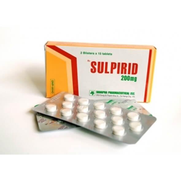 thuốc sulpirid