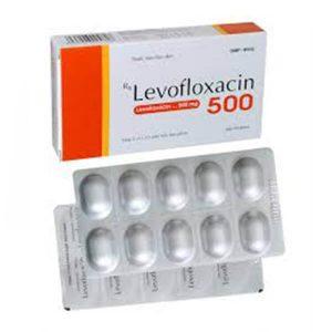 Thuốc levofloxacin