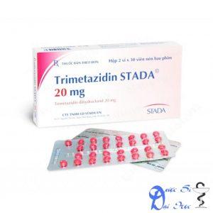 Thuốc trimetazidin