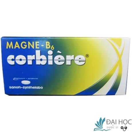thuốc magne b6