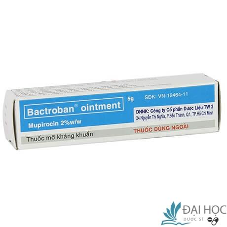 Thuốc bactroban