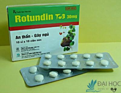 Thuốc rotundin