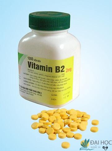 hình ảnh vitamin b2