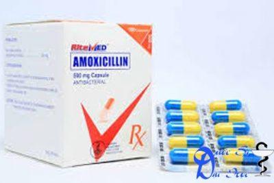Amoxicillin đường uống hiệu quả trong điều trị viêm phổi
