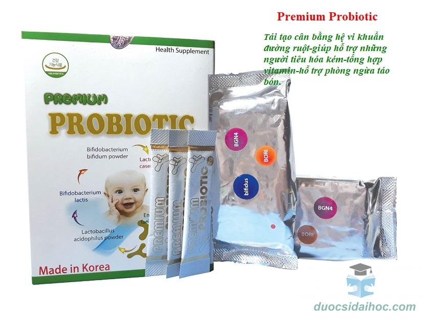 premium probiotic