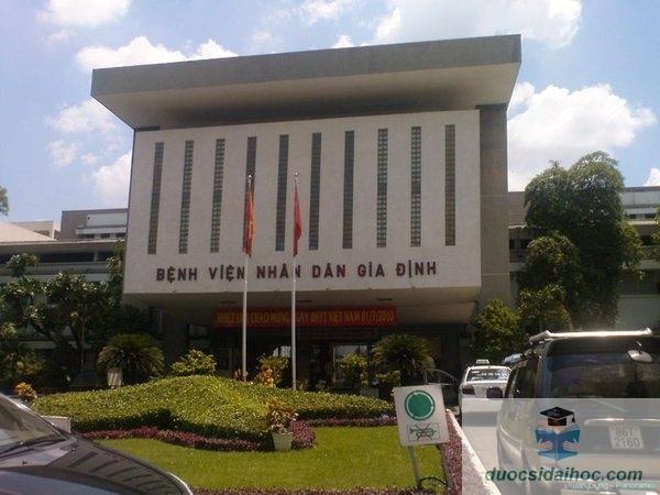 bệnh viện nhân dân gia đình