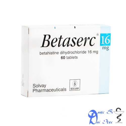 Hình ảnh sản phẩm thuốc betaserc 16mg
