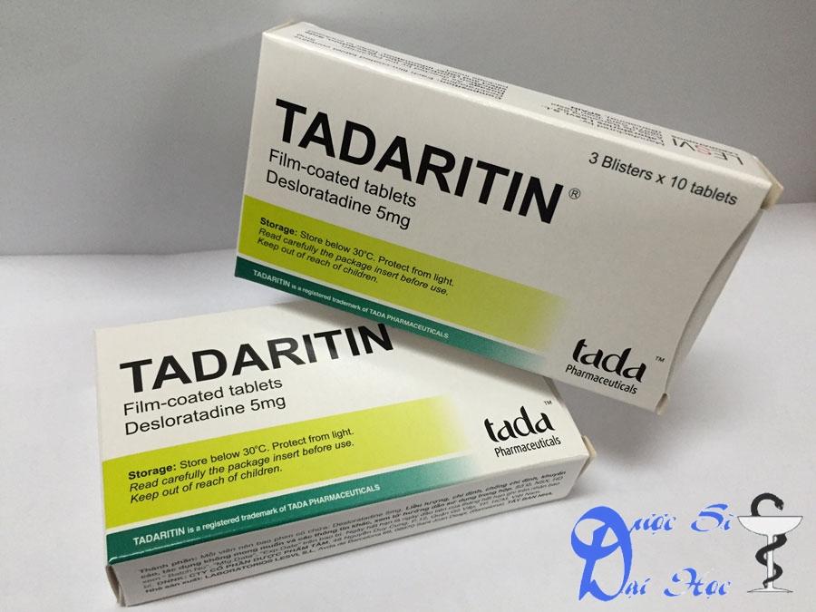 Thuốc tadaritin