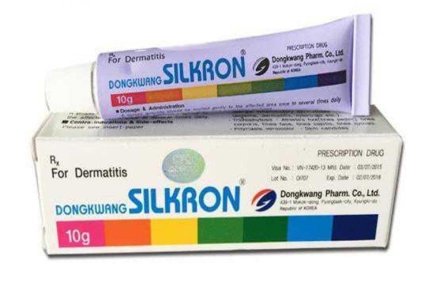 Thuốc silkron giá bao nhiêu? có tác dụng gì? có tốt hay không?