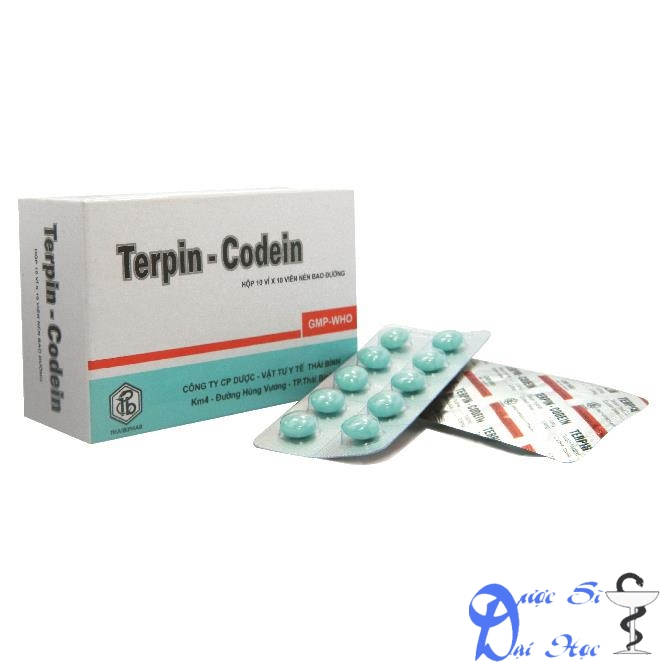 Hình ảnh sản phẩm thuốc terpin codein