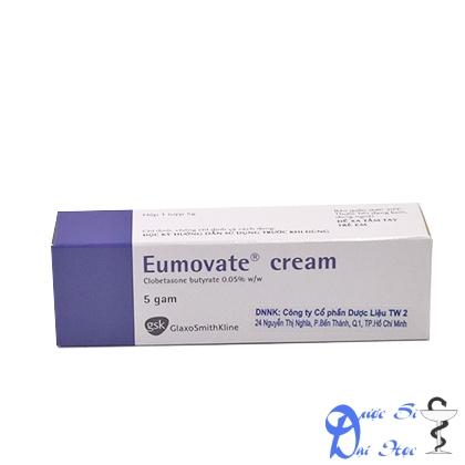 Hình ảnh sản phẩm kem Eumovate