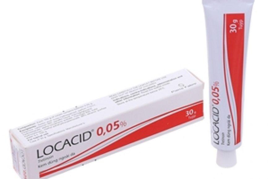 Thuốc locacid giá bao nhiêu? có tác dụng gì? có tốt hay không?