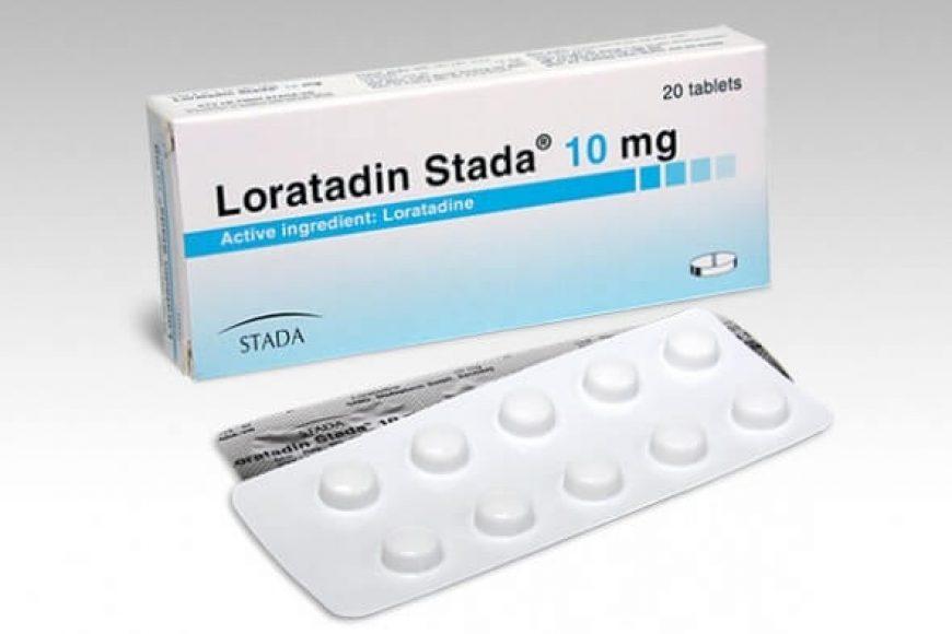 Thuốc loratadin giá bao nhiêu? có tác dụng gì? có tốt hay không?