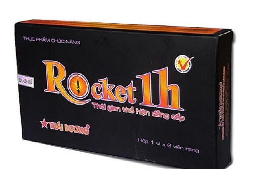 Rocket 1h giá bao nhiêu? có tác dụng gì? có tốt hay không?