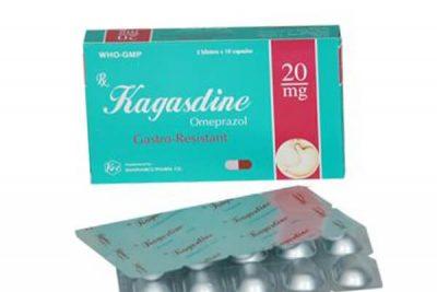 Thuốc kagasdine giá bao nhiêu? có tác dụng gì? có tốt hay không?