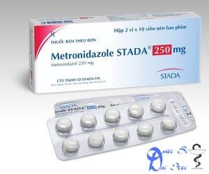 Thuốc metronidazol 250mg