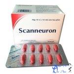 Thuốc scanneuron giá bao nhiêu? có tác dụng gì? có tốt hay không?