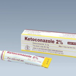 Ketoconazole trị nấm