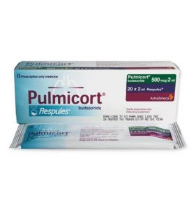 thuốc pulmicort