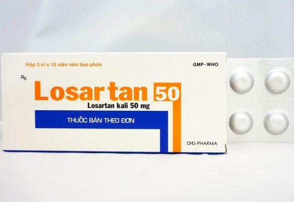 Thuốc losartan
