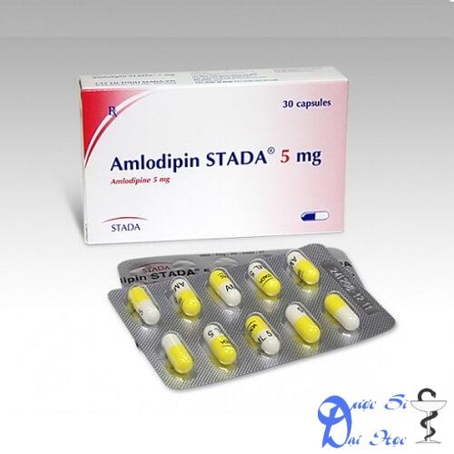 Thuốc amlodipin