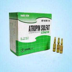 thuốc atropin