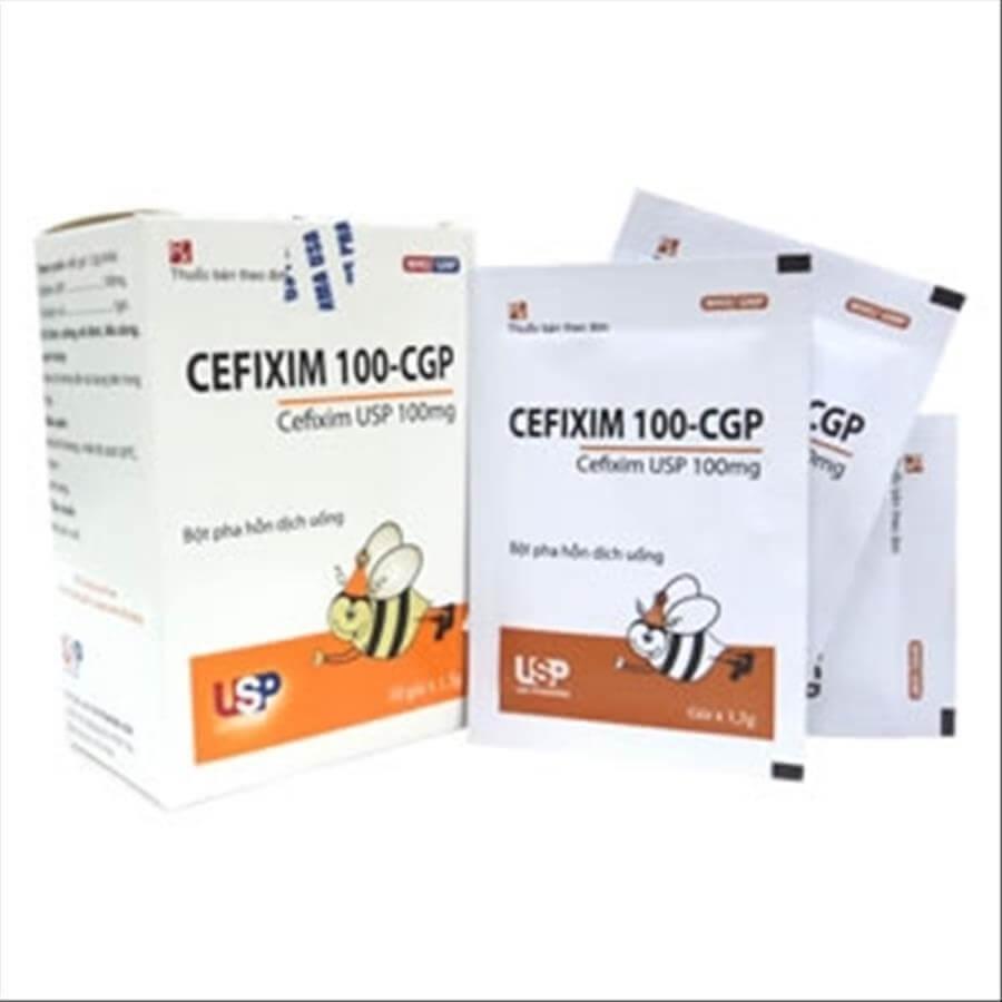 Thuốc cefixim giá bao nhiêu? có tác dụng gì? có tốt hay không?