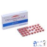 Thuốc decontractyl giá bao nhiêu? có tác dụng gì? có tốt hay không?