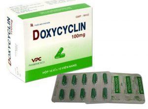 Thuốc doxycyclin