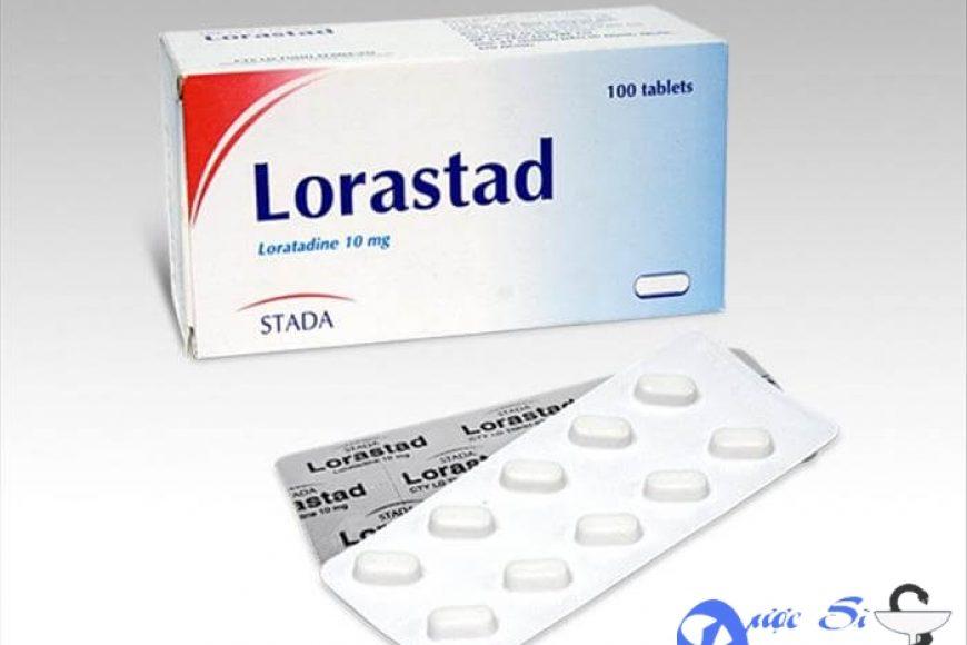 Thuốc lorastad giá bao nhiêu? có tác dụng gì? có tốt hay không?