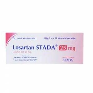 thuốc losartan stada