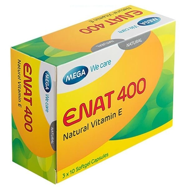 Tại Sao Nên Sử Dụng Vitamin E Enat 400? Giá Bao Nhiêu? Mua Ở Đâu Chính Hãng?