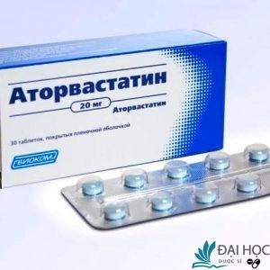 Thuốc atorvastatin