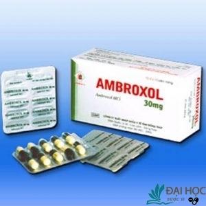 Thuốc ambroxol