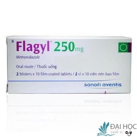 Thuốc flagyl